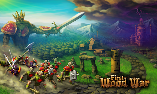 First Wood War- screenshot thumbnail