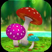 Mushrooms Livewallpaper