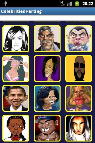 Celebrities Farting