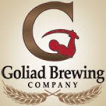 Logo for Goliad Brewing Company