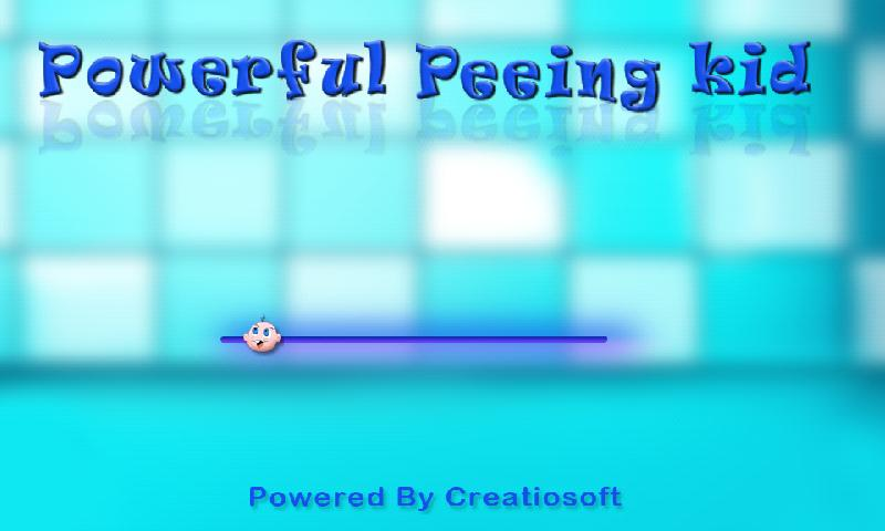 Powerful Peeing Kid - screenshot