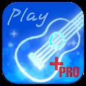 Play Ukulele Pro logo