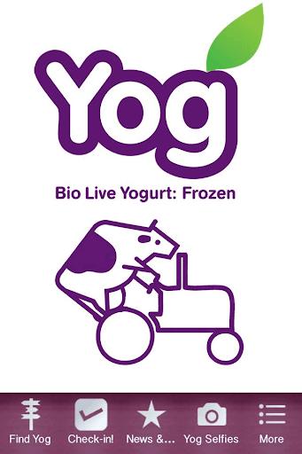 Yog Frozen Yogurt