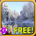 3D Winter Slots - Free icon