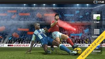 Screenshot of Good Point: Football Free