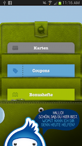 Qpino Coupons Kundenkarten screenshot 0
