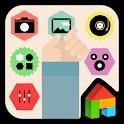 ColorSticker LINELaunchertheme icon
