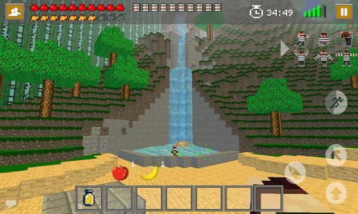 6 Survival Games App screenshot