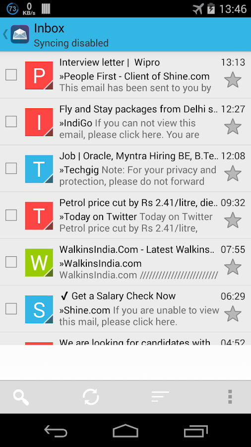 how to download all of your gmail emails