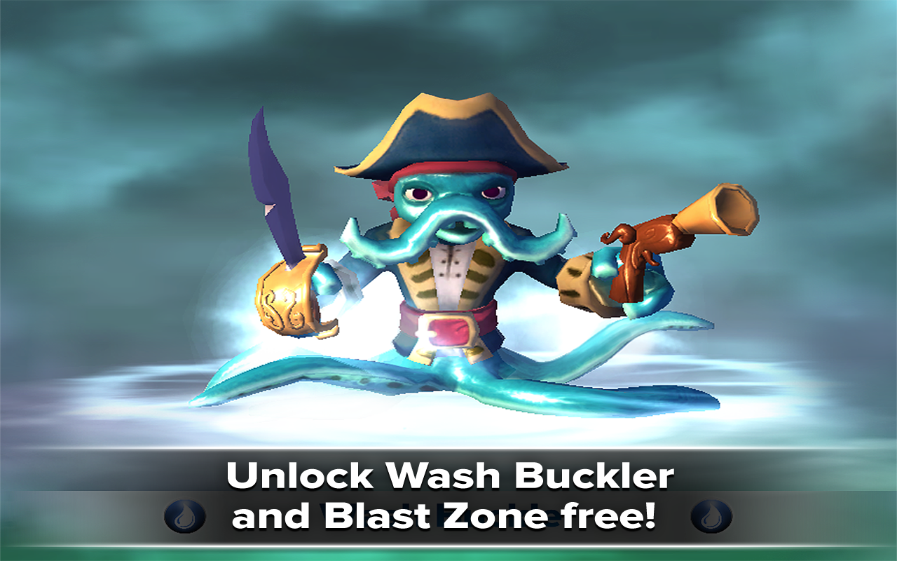 Skylanders Battlegrounds™ - screenshot