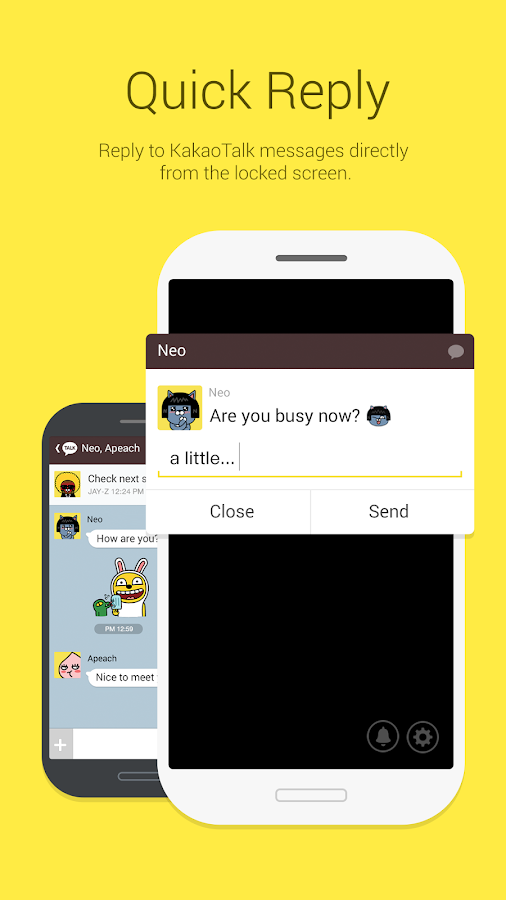 KakaoHome - screenshot