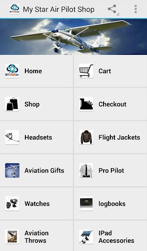 My Star Air Pilot Shop