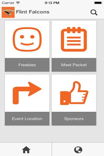 【免費運動App】Flint Falcons-APP點子