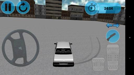 Sahin Car Parking 3D