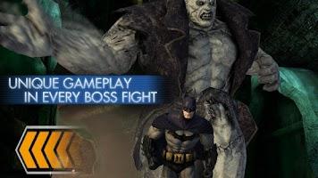 Screenshot of Batman: Arkham City Lockdown