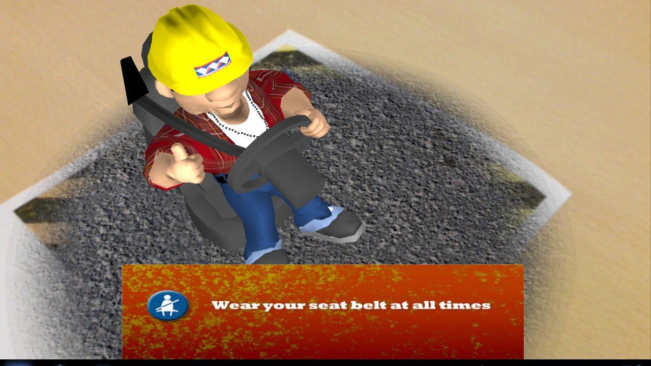 R U McSafe Augmented Reality- screenshot