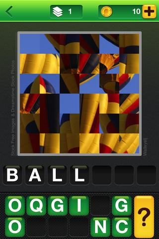 Puzzle Words - What's the Word- screenshot