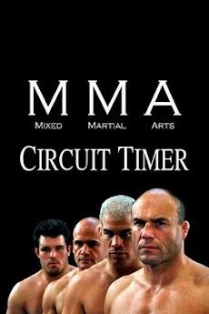 MMA Circuit Timerのおすすめ画像1