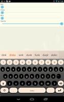 Screenshot of Dinka Keyboard Plugin