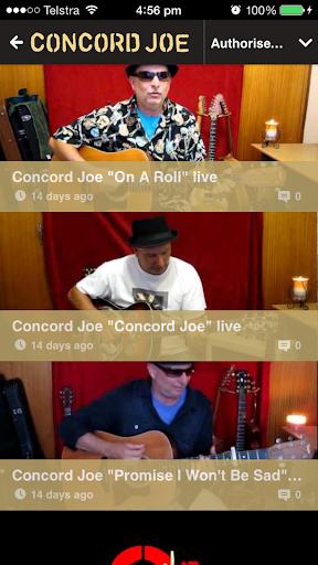玩娛樂App|Concord Joe Band免費|APP試玩