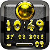Lemoon Digital Clock Widget
