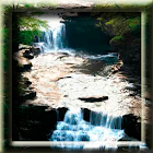 Sleepy Hollow Waterfall LWP icon