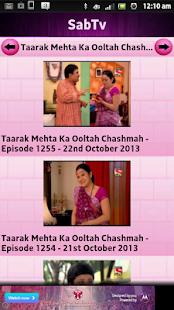 Sab Tv Show Episode Download