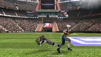 Screenshot of Backbreaker 2: Vengeance