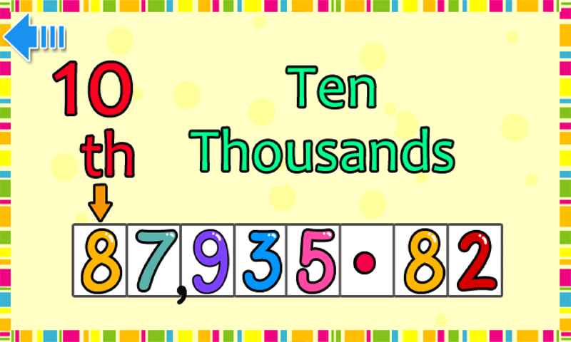 Kids Math Place Value - Android Apps on Google Play
