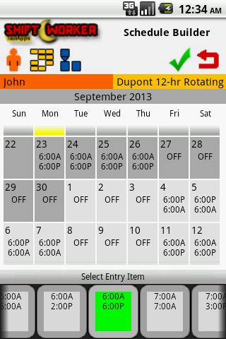 Shift Worker - screenshot