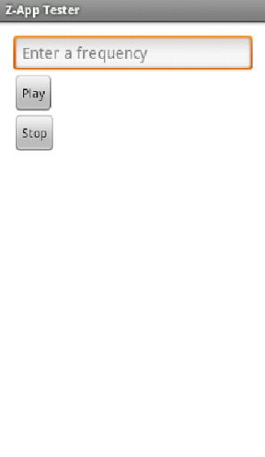 Z-App Tester