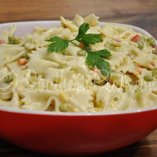 Velveeta Bowtie Pasta Salad.