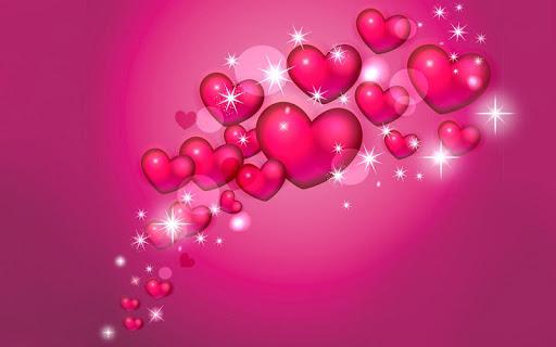 ピンクの壁紙のHD