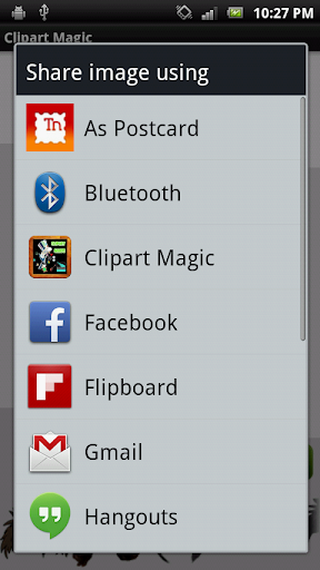 【免費攝影App】Clipart Magic-APP點子
