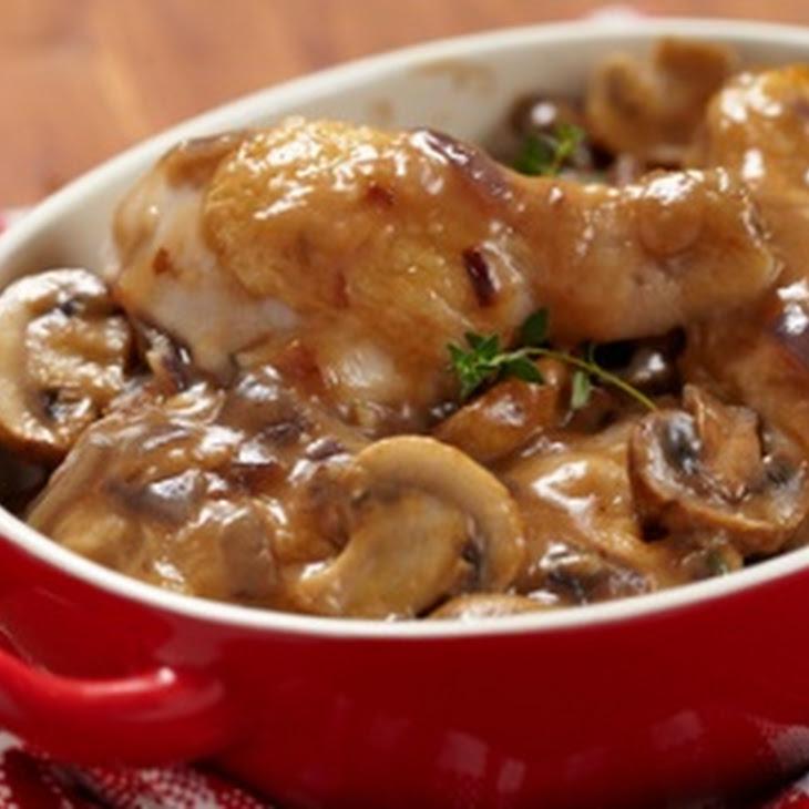 Baked Shoyu, Miso, Marsala Chicken Recipe