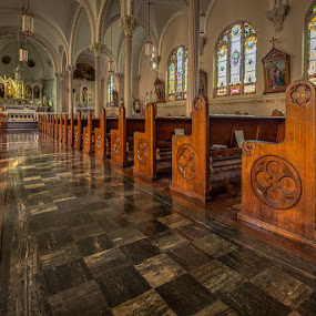 St. Boniface Catholic Church  by George Herbert - Buildings & Architecture Places of Worship