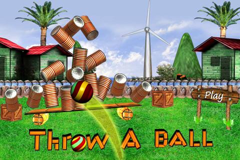 Throw Ball
