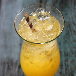 Mango Moscato Spritzers for a Crowd.