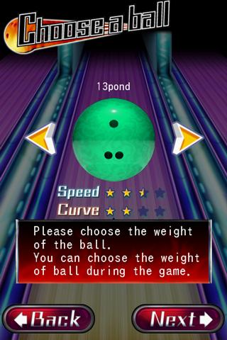 3D Flick Bowling Games - screenshot