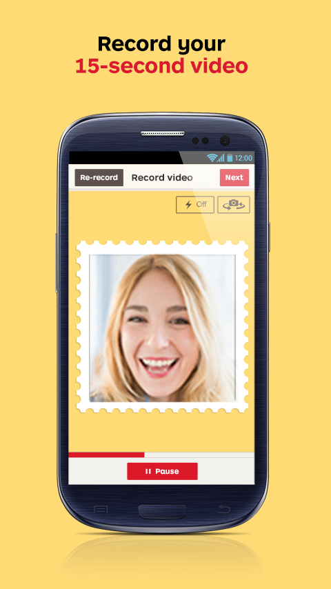 Video Stamp- screenshot