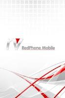 Screenshot of RedPhone Dialer
