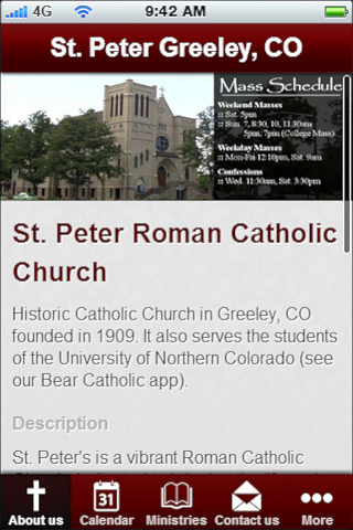 St Peter Greeley CO