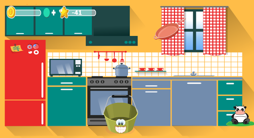 廚房,兒童遊戲 家庭片 App-愛順發玩APP