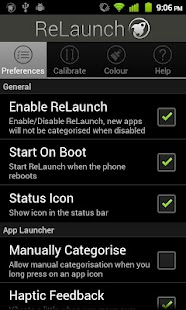 ReLaunch - Launcher - screenshot thumbnail