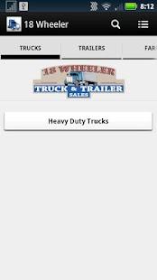 18 Wheeler Truck Trailer