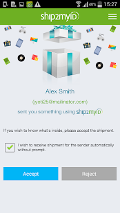 Ship2MyID- screenshot thumbnail
