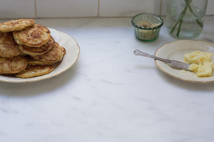 Cottage Pancakes Recipe