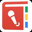 노래방 책 - 노래번호 찾기  및 무료 동영상 플레이 icon