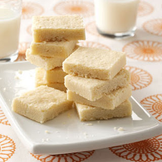 Scotch Shortbread Cookies.