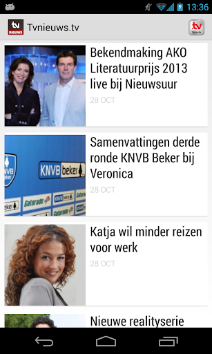 【免費新聞App】TVnieuws-APP點子